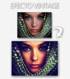 Efecto Vintage