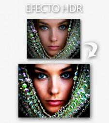 Efecto HDR