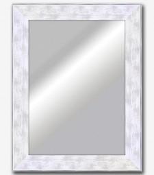Espejo blanco plata_6300