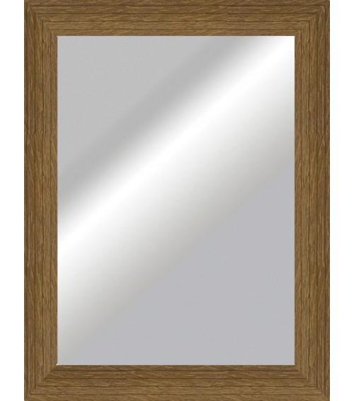Espejo plano rustico roble 6324 m s cuadros for Espejos decorativos infantiles