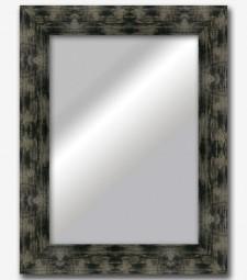 Espejo tablón negro plata_6302