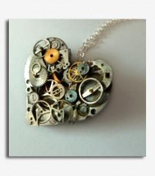 Corazón de relojes_G544