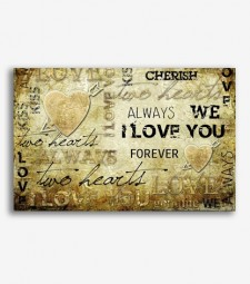 Cartel Love vintage  _G824
