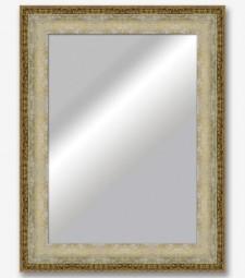 Espejo barroco fi atrás oro decapé 10cm_6387