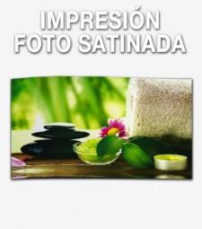 Impresión Fotografía Satinada