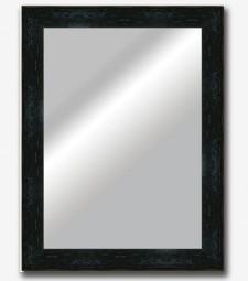 Espejo plano inclinado negro 7cm_5941
