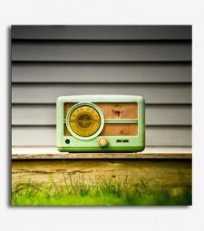 Radio vintage Una
