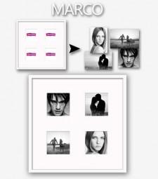 Marco + Passpartout 60x60
