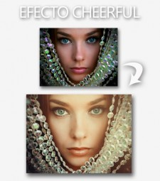 Efecto Cheerful