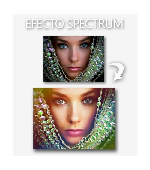 Efecto Spectrum
