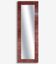 Espejo gresite rojo _6009