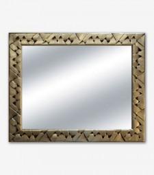 Espejo grabado picos brillo _6071