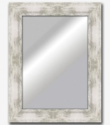 Espejo tablón blanco plata_6303