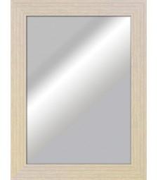 Espejo plano rustico ceniza _6326