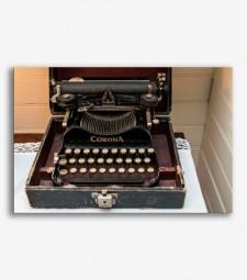 Máquina escribir vintage _G456