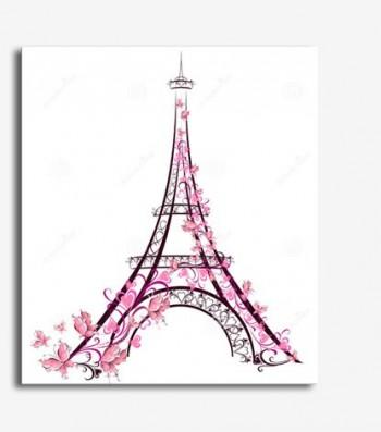 Torre Eiffiel abstracta_G586
