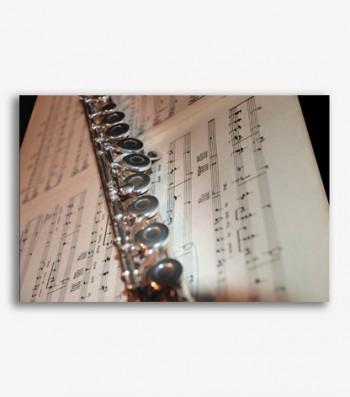 Partitura música _G541