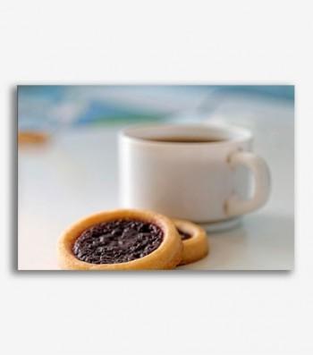 Taza café y galleta _G606
