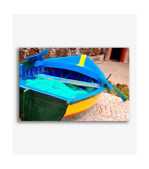 Barca de pesca  _G722