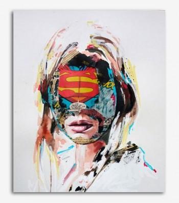 Rostro Superman _G858