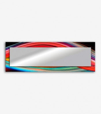 Espejo decorativo 150x50 cm