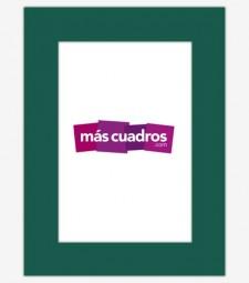 Passepartout Verde Oliva