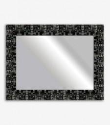 Espejo gresite negro _6005