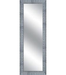 Espejo serpiente plata