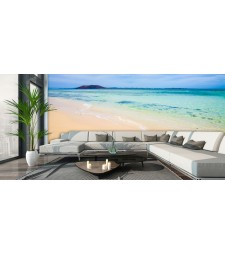 Fotomural playa paraiso