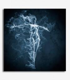 Silueta mujer humo _8.13