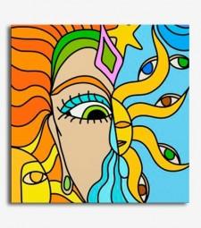 Mujer abstracta _8.33