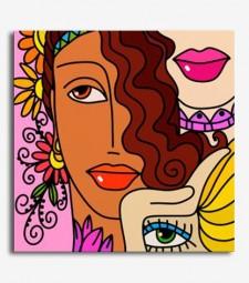 Mujer abstracta _8.35