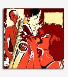 Mujer saxofón  _11.9