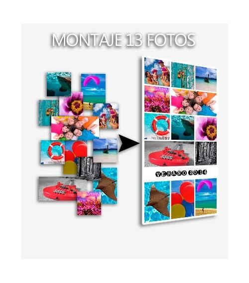 Collage 13 fotografías