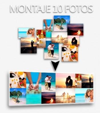 Collage 10 fotos