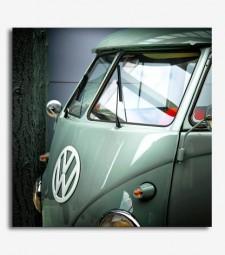 Coche Volkswagen vintage