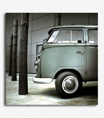 Coche Volkswagen vintage 2