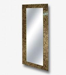 Espejo gresite tierra oro _6007